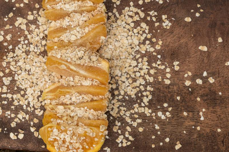 Orange & Oats : Healthy Food Pairing