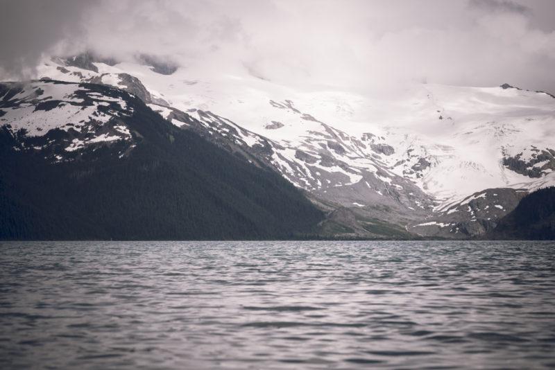 Garibaldi Lake & Mountains in Garibaldi Provincial Park