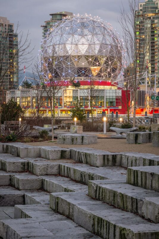 Telus World of Science in Vancouver