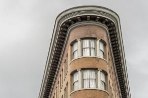 vintage brick beautiful buidling