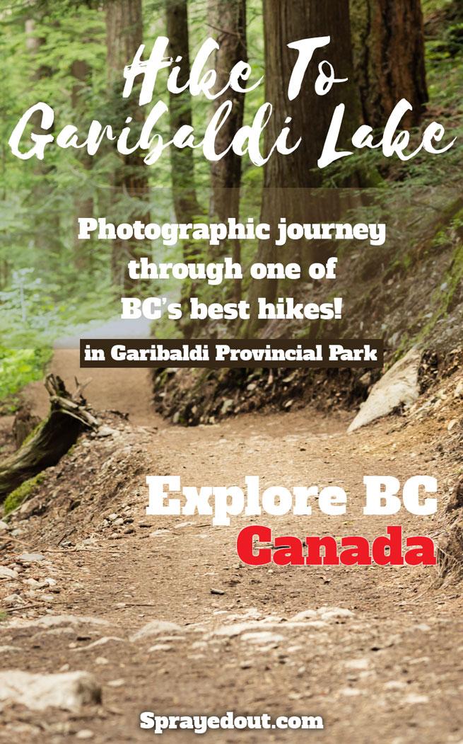 Garibaldi Lake Hike, BC, Canada