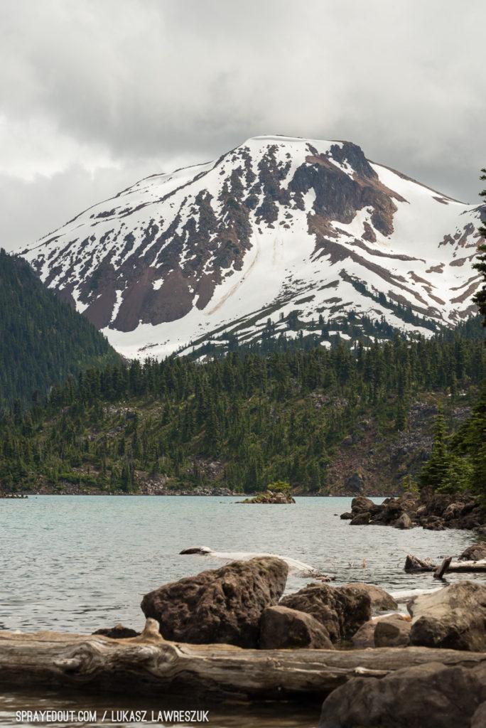Garibaldi Lake & Mountain in the Back