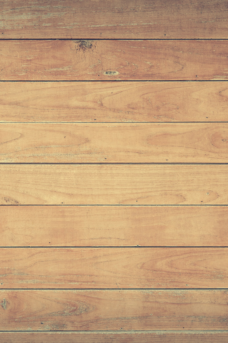 Brown Wooden Parquet Pattern