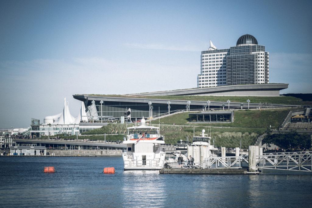 Vancouver Convention Centre & Canada Place