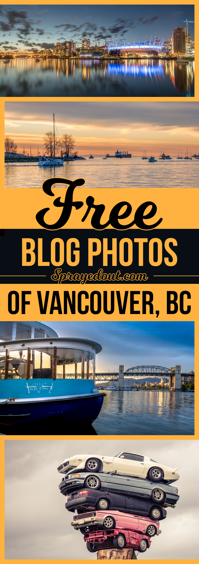 Free Blog Photos of Vancouver, BC, Canada