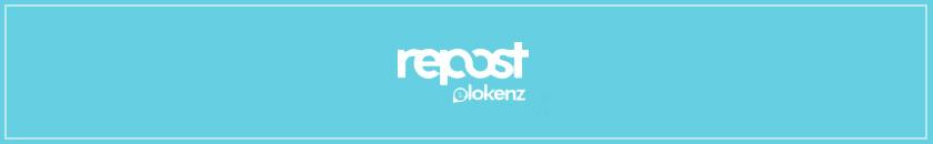 Elokenz Repost Logo
