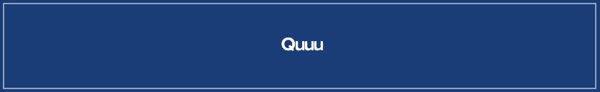 Quuu.com Logo