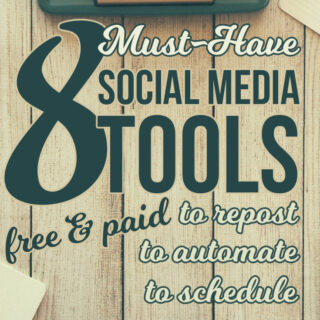 Must-Have Free & Paid Social Media Marketing & Scheduling Tools