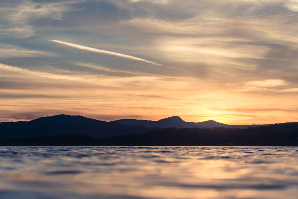 Third Beach Sunset, Vancouver, BC