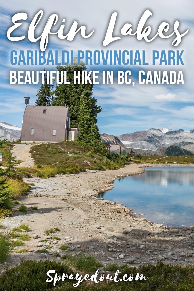 Elfin Lakes Hike in Garibaldi Provincial Park, BC, Canada