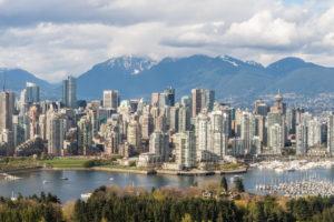 Vancouver, BC, Canada, Cityscape : Picture for Bloggers