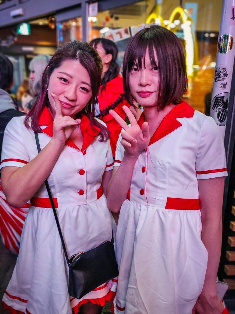 Halloween Nurses Costumes.