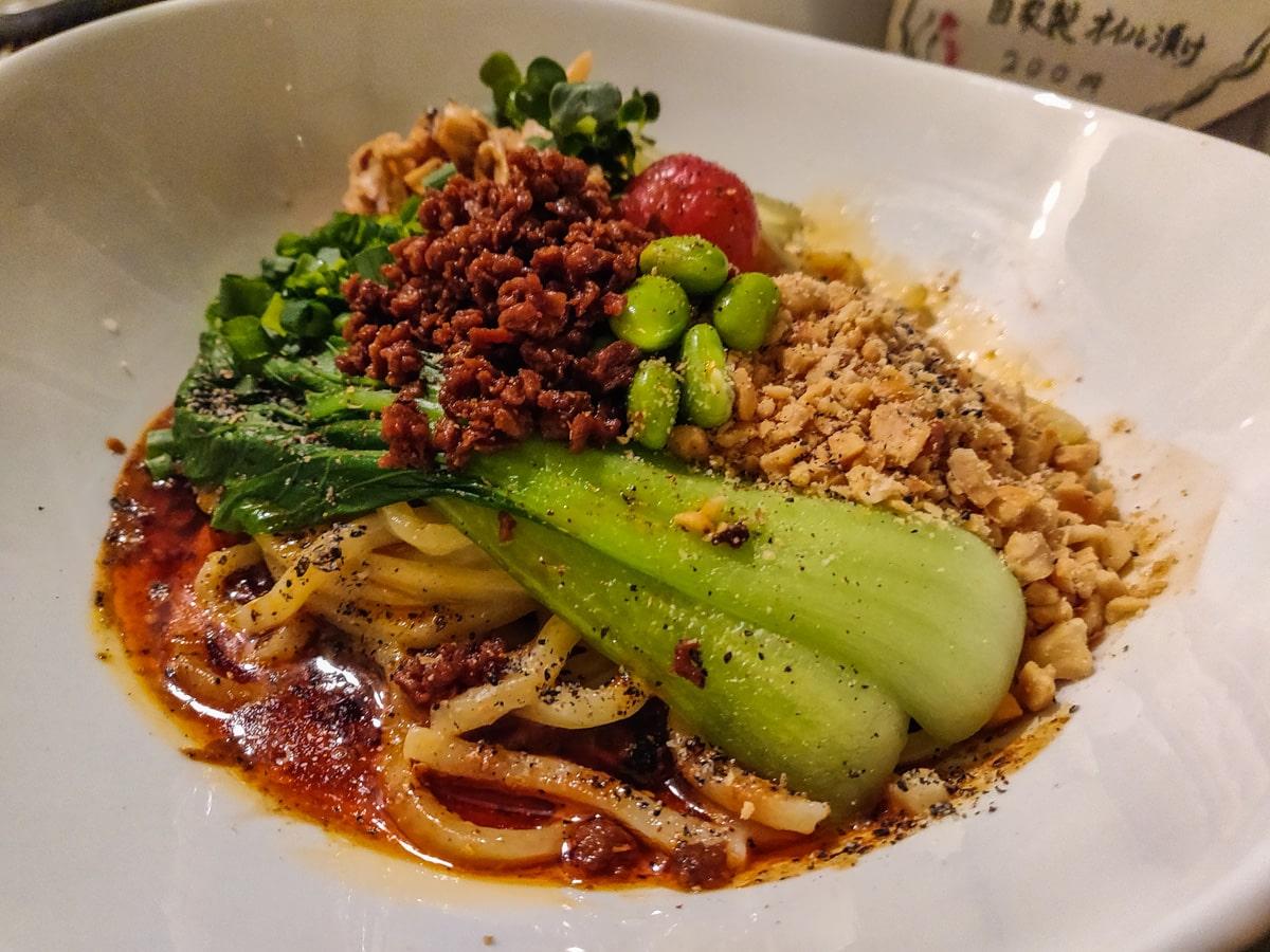 Gotsubo Vegan No-Soup Ramen