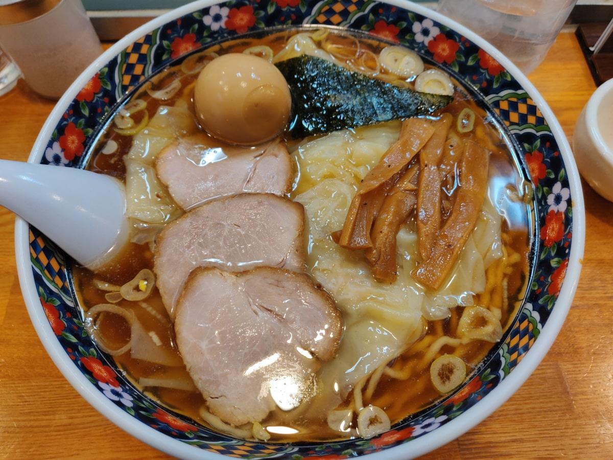 Haruki-ya Chinese Ramen in Ogikubo