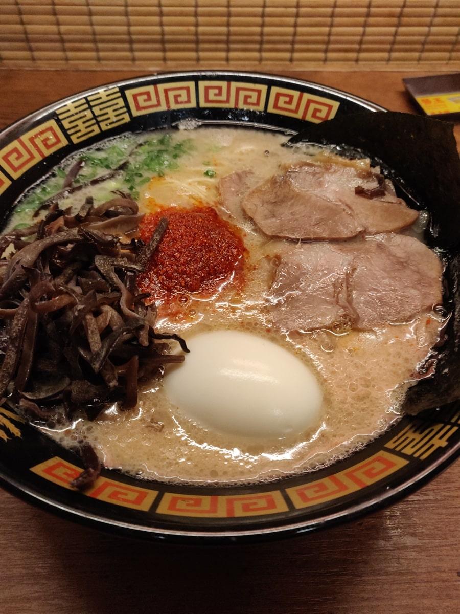 Ichiran Tonkotsu Ramen