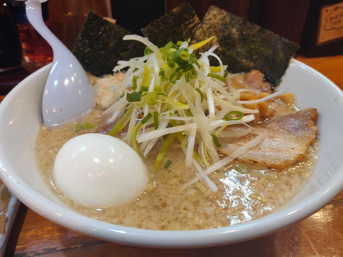 Nogata Hope Ramen in Ogikubo