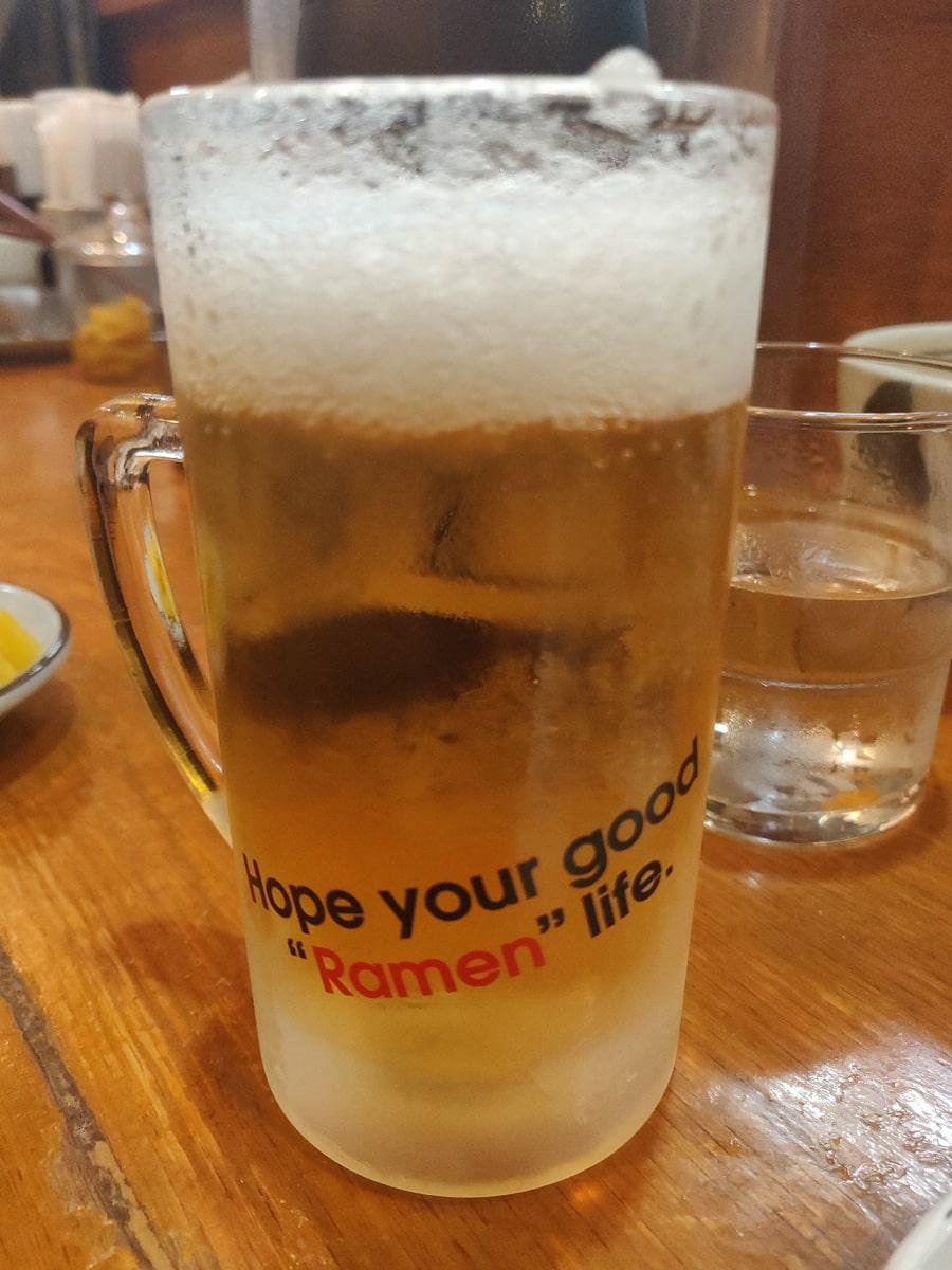 Beer from Nogata Hope
