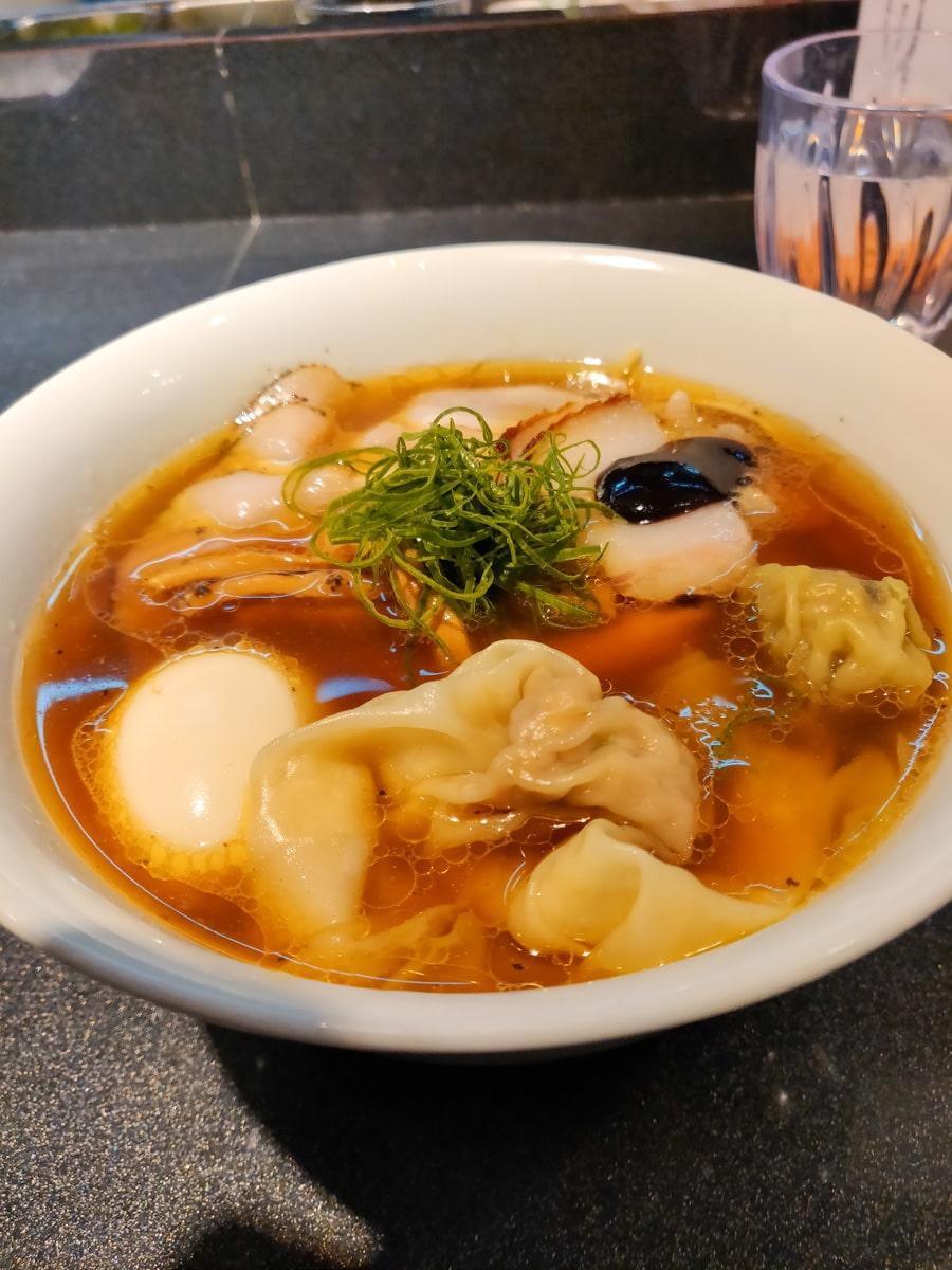 Tsuta Ramen Japanese Soba Noodles