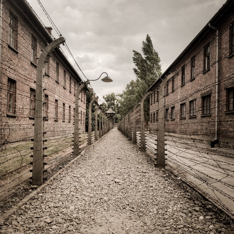 Auschwitz-Birkenau Main Camp