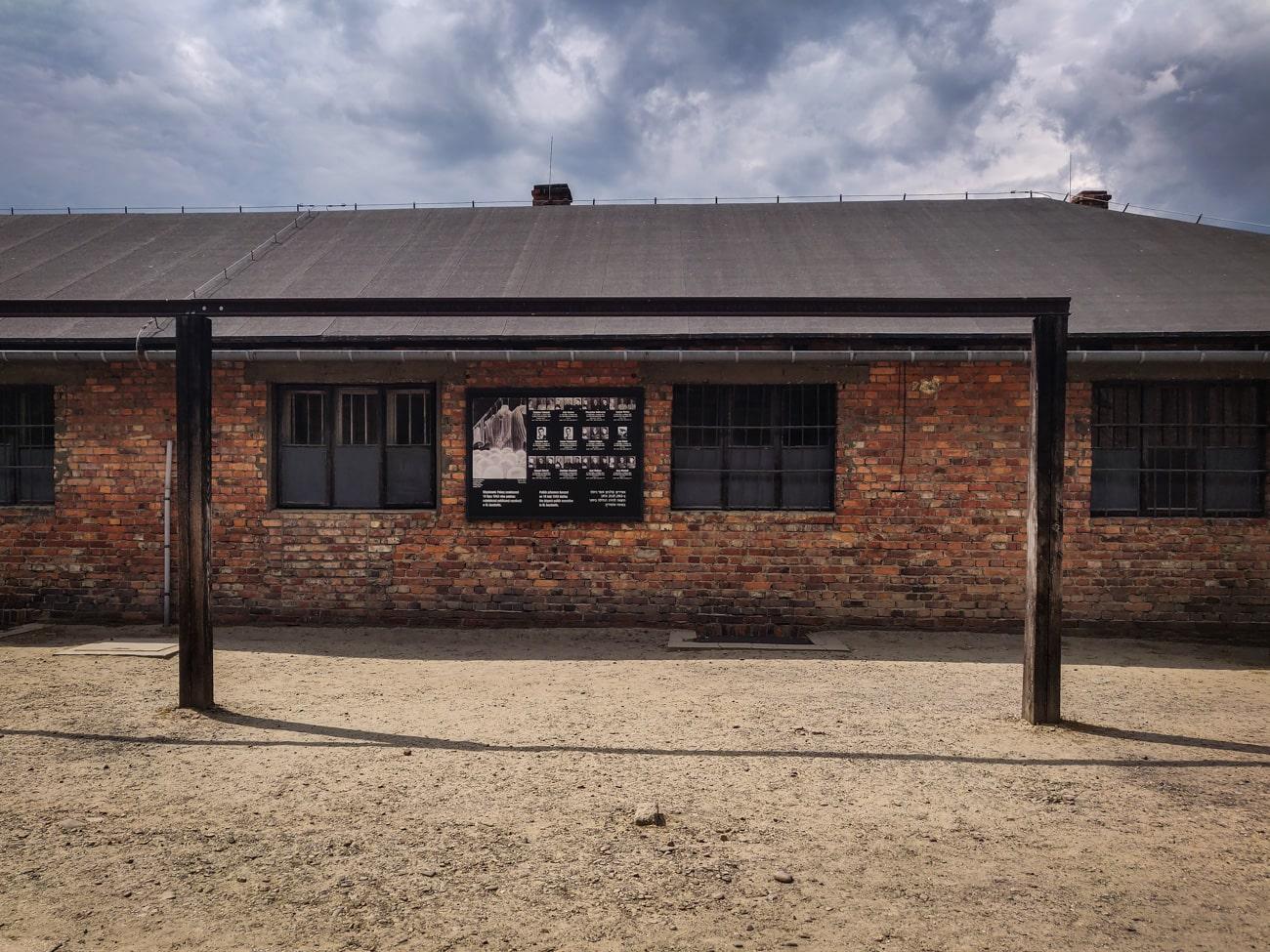 Auschwitz Gallows.