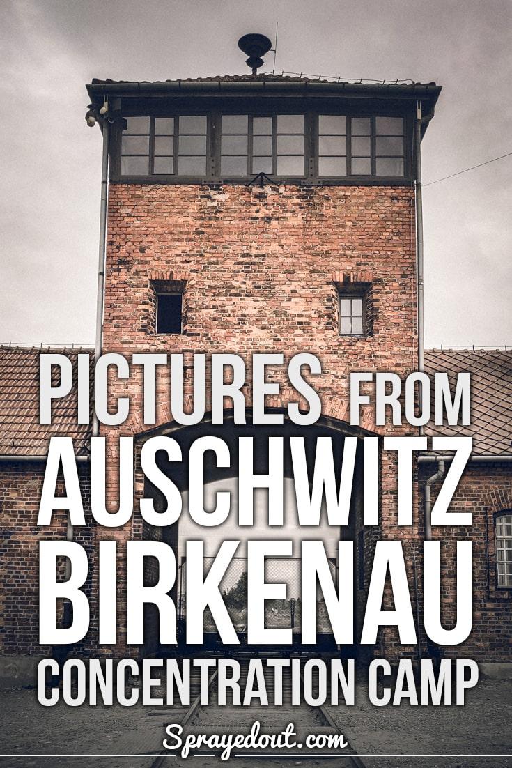 Auschwitz-Birkenau The Death Gate