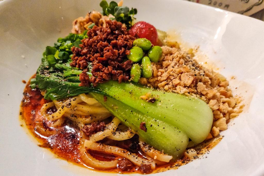 Vegan Ramen Noodles No Soup.