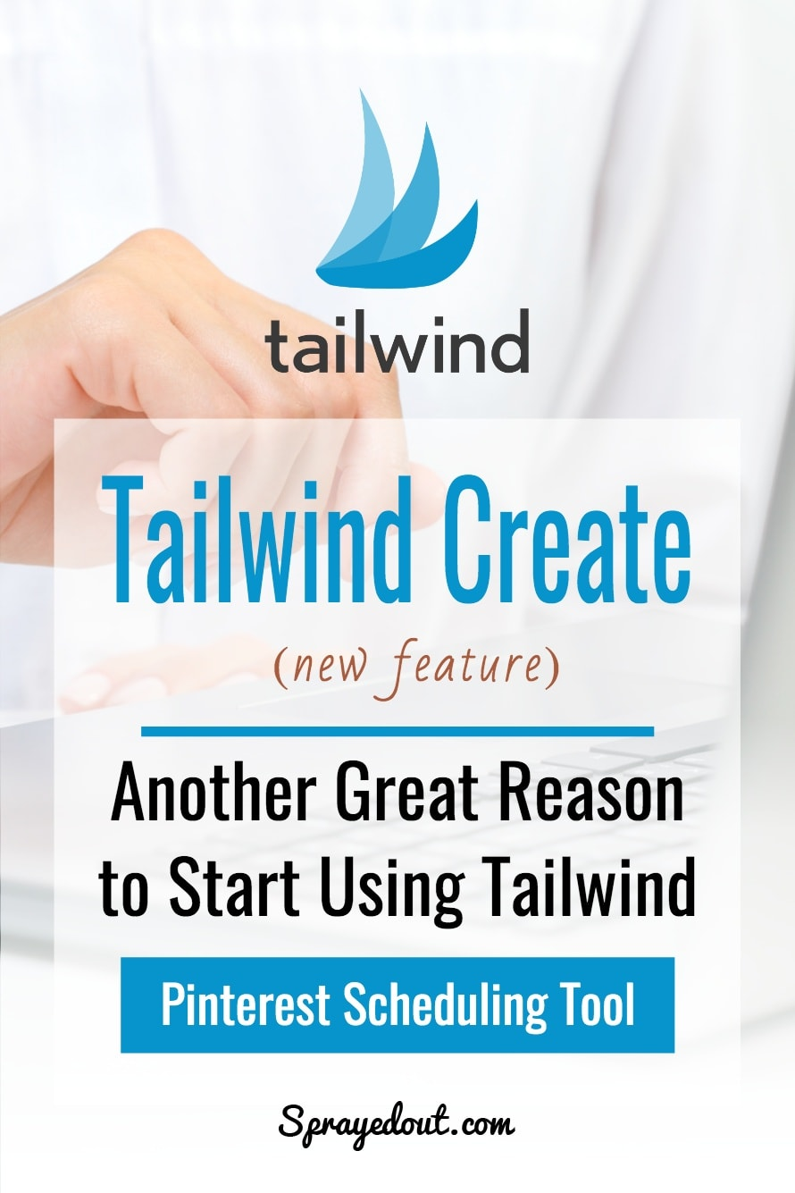 Tailwind Create new feature for Pinterest marketers.